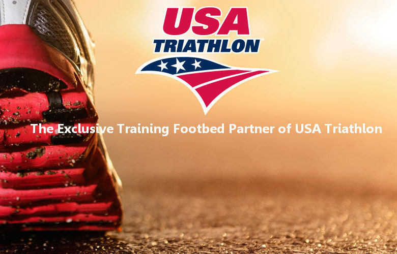 Exclusive Training Footbed Partner of USAT